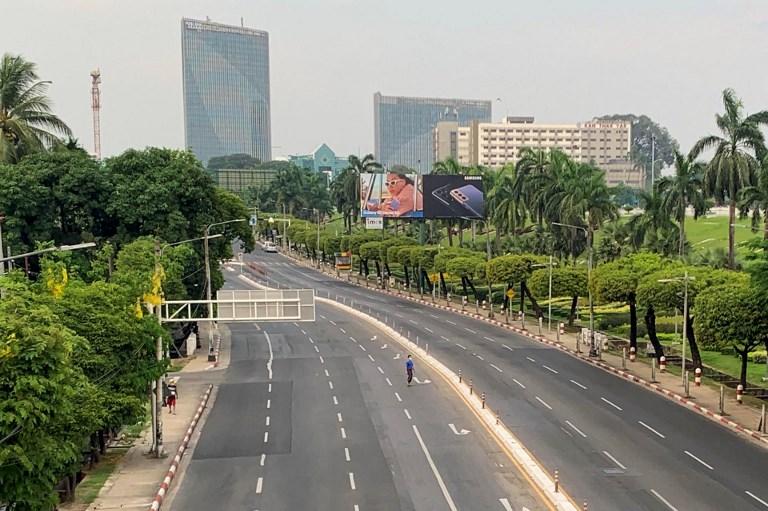MYANMAR - POLITICS - MILITARY - FESTIVAL
